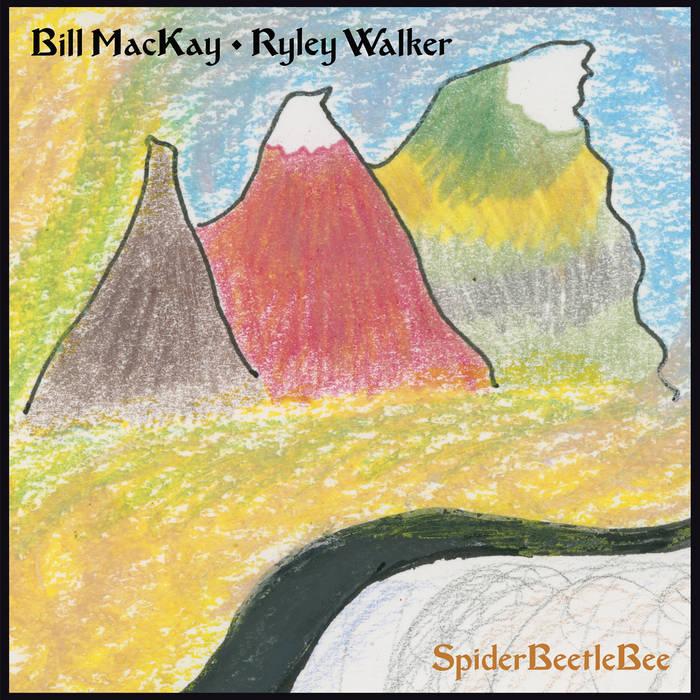 Review: Bill MacKay & Ryley Walker – SpiderBeetleBee