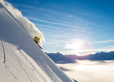 DPS Skis designs their product with the end goal on the mountain in mind, always.