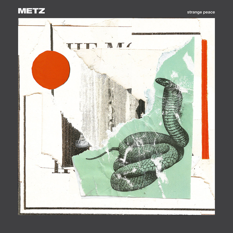 Review: METZ – Strange Peace