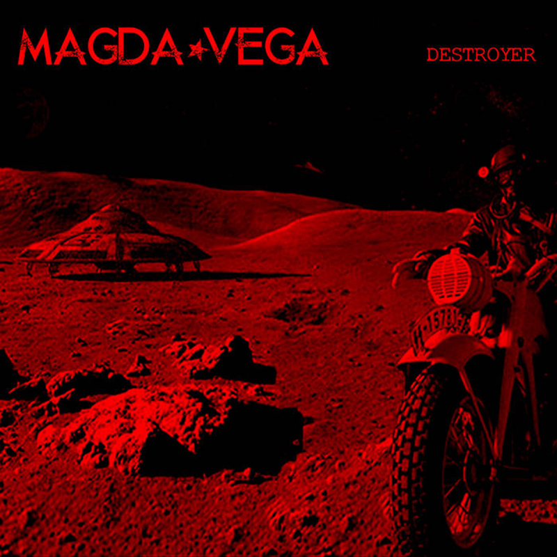 Local Review: Magda-Vega – Destroyer
