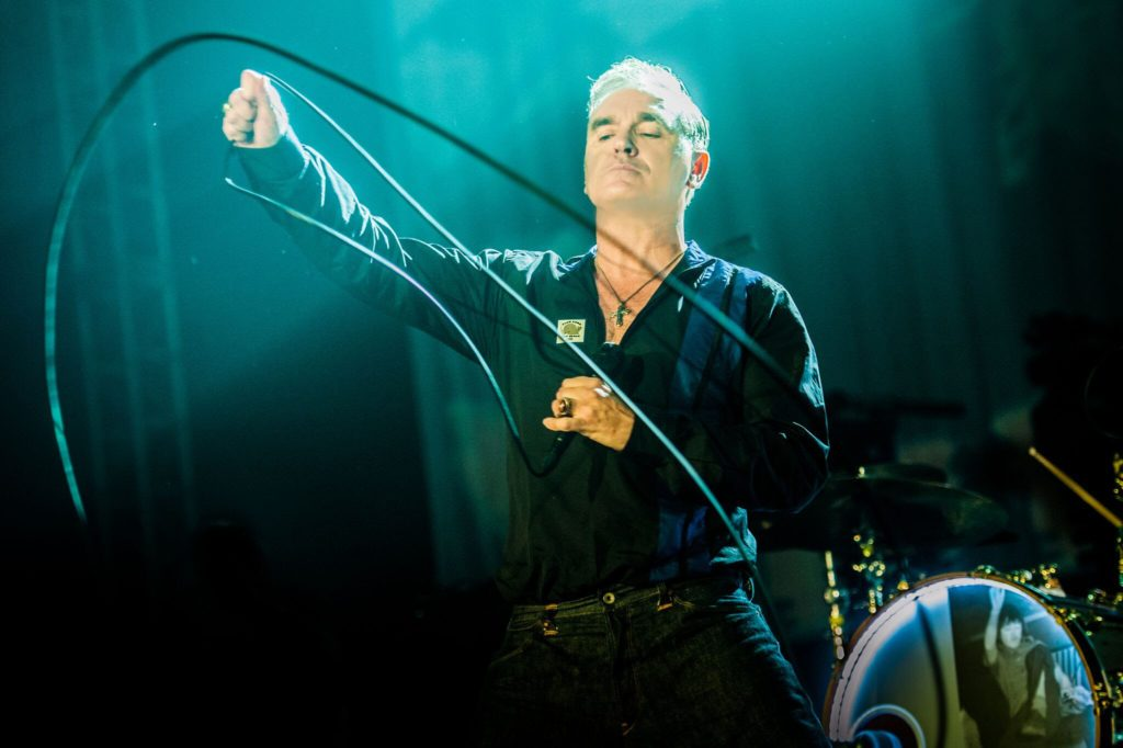 Sing You Strife: Morrissey @ Kingsbury Hall 11.18.17