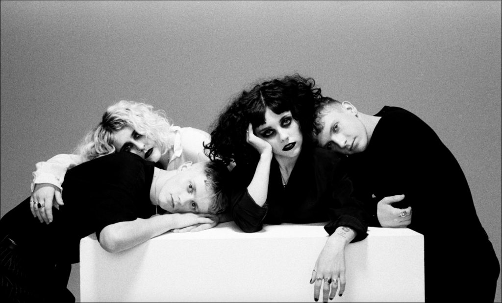 Pale Waves @ Kilby Court with The Candescents 11.24