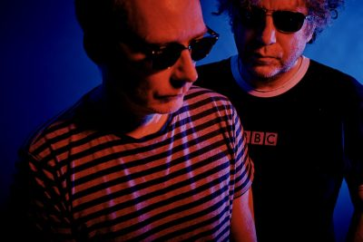 The Jesus and Mary Chain. Photo: Steve Gullick