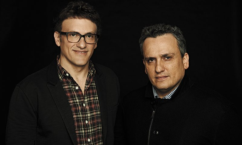 (L–R) Anthony and Joe Russo will offer $25,000 to an adventurous Slamdance indie filmmaker from this year's festival. | Photo courtesy of Slamdance