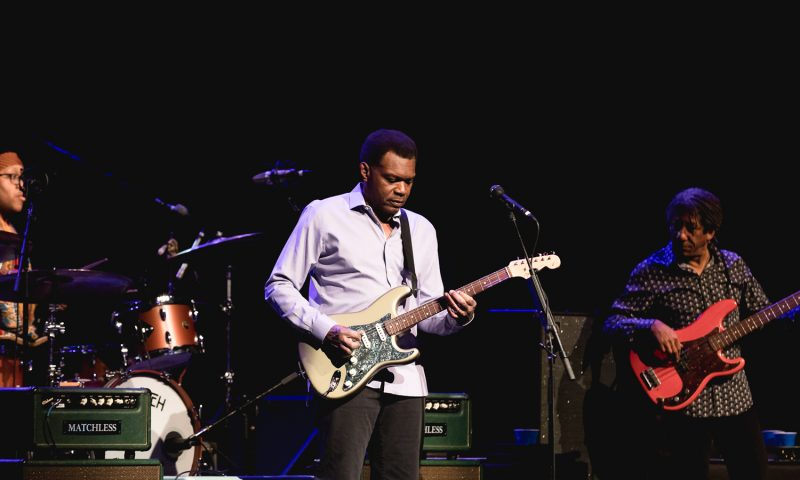 Robert Cray. Photo: @Lmsorenson.net