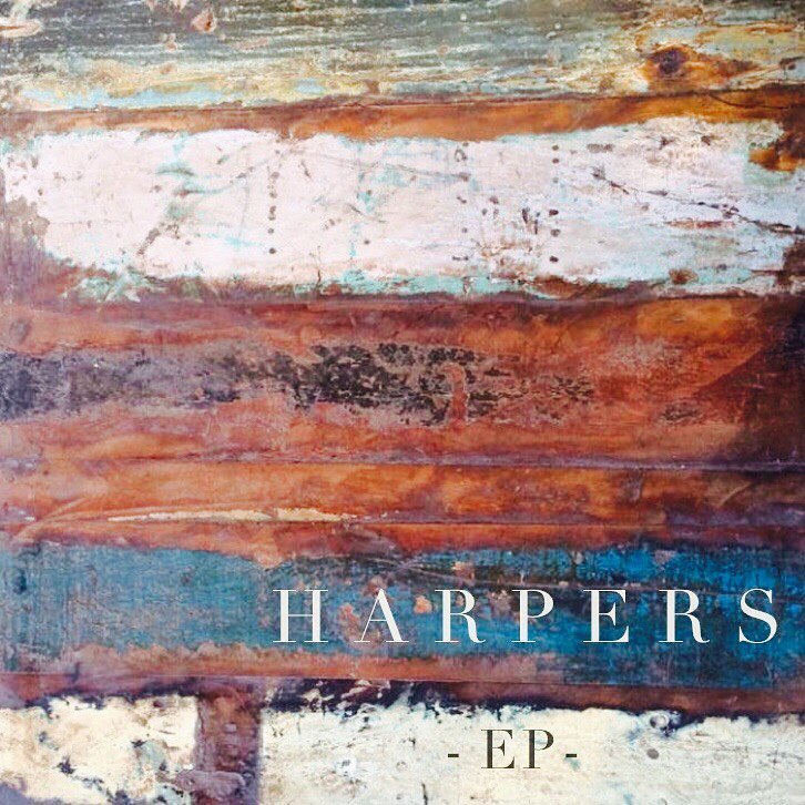 Local Review: Harpers – Self-titled