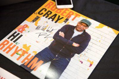 Robert Cray vinyl album for sale. Photo: @Lmsorenson.net