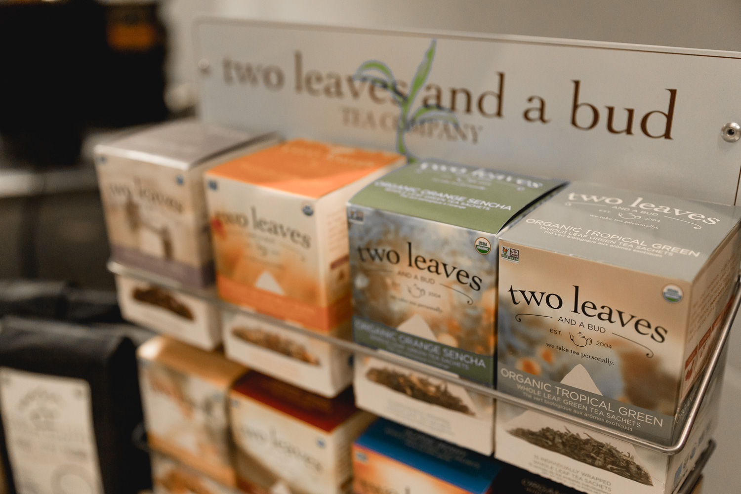 Hot teas are welcome in the winter weather. Photo: @Lmsorenson.net