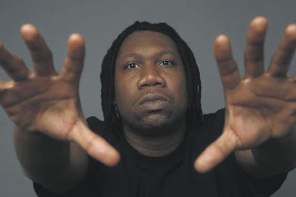 KRS-One @ Metro Music Hall 01.21 with Ocelot, IVIE, Eneeone