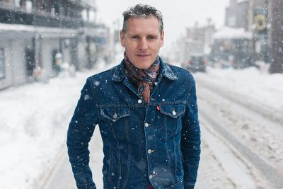 Slamdance President/Co-founder Peter Baxter. | Photos courtesty of Slamdance
