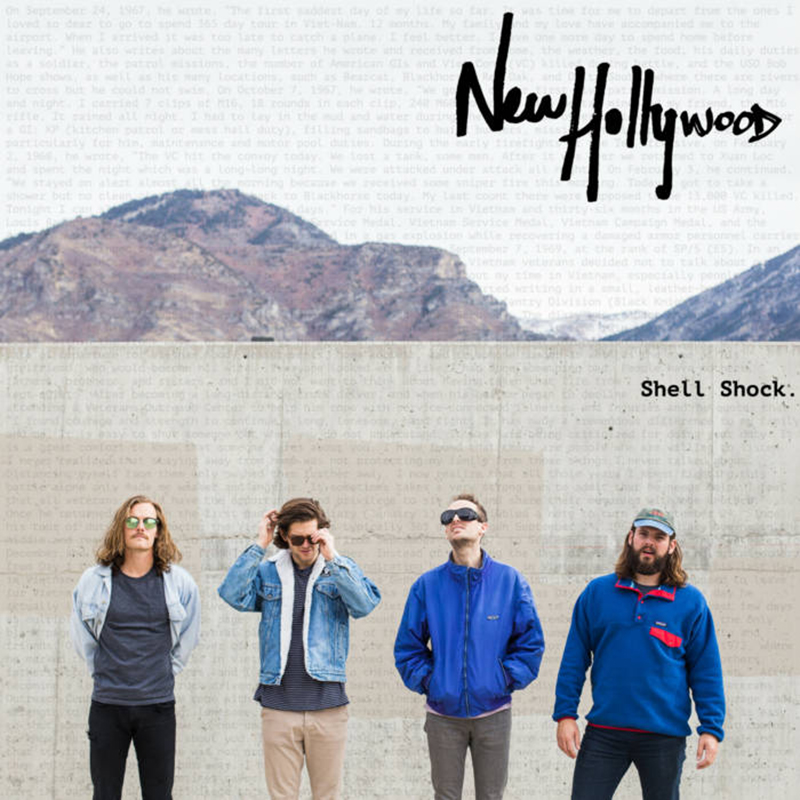New Hollywood | Shell Shock | Self-released