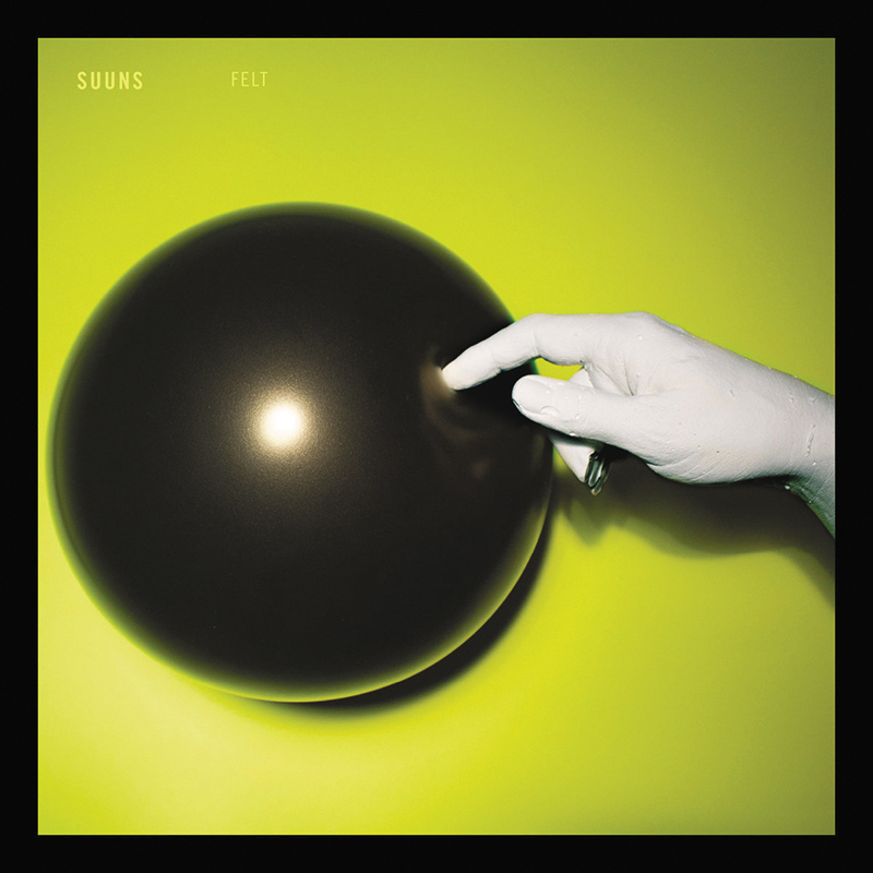 Review: Suuns – Felt