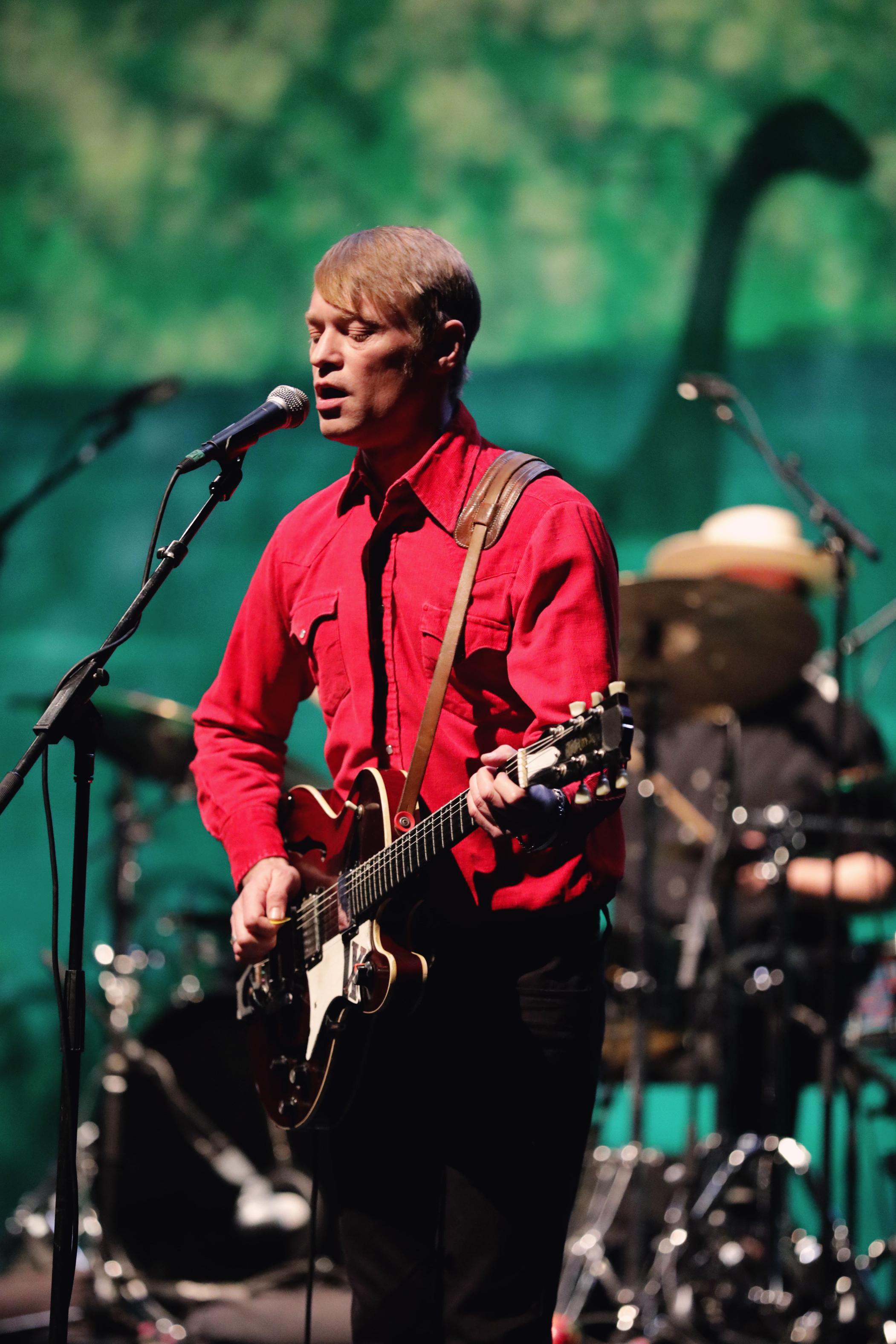 Gabe Nelson, bass player for CAKE. Photo: Lmsorenson.net