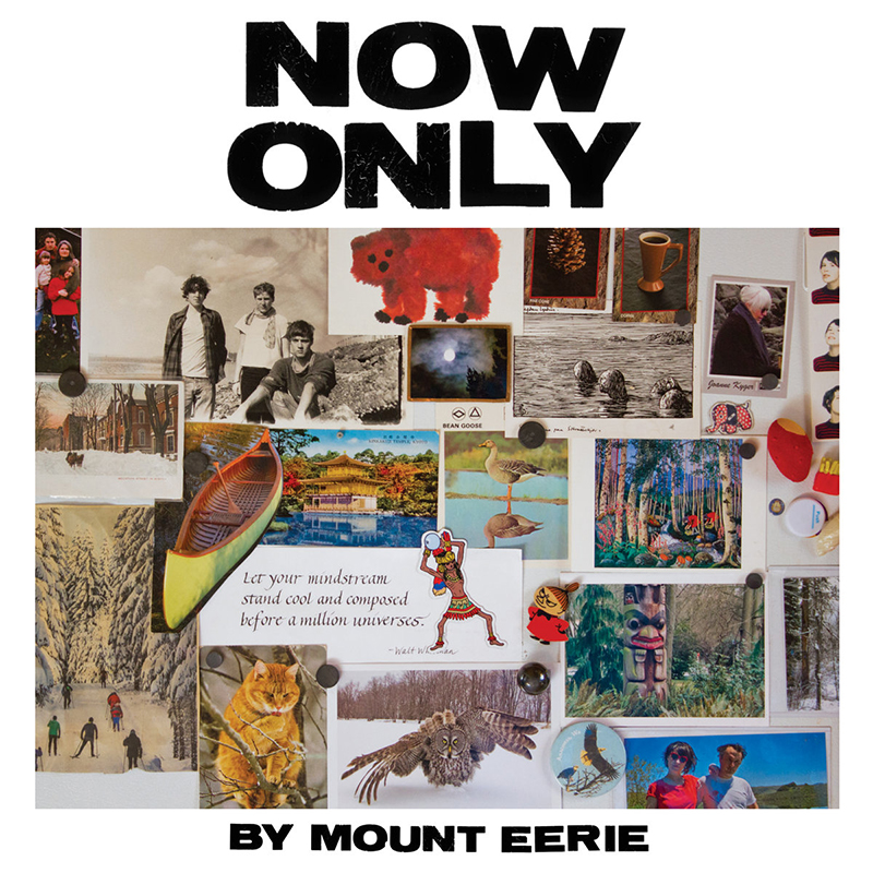 Review: Mount Eerie – Now Only