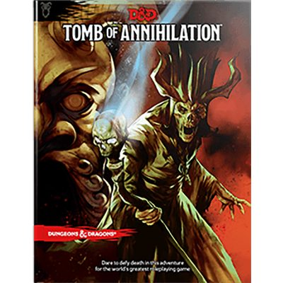 Tomb of Annihilation | Wizards of the Coast