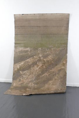 Kelly Larsen, Newton Creek (2018).