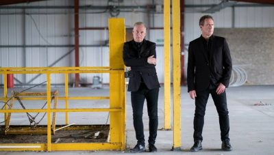 Orchestral Manoeuvres in the Dark. Photo courtesy of the Artists.