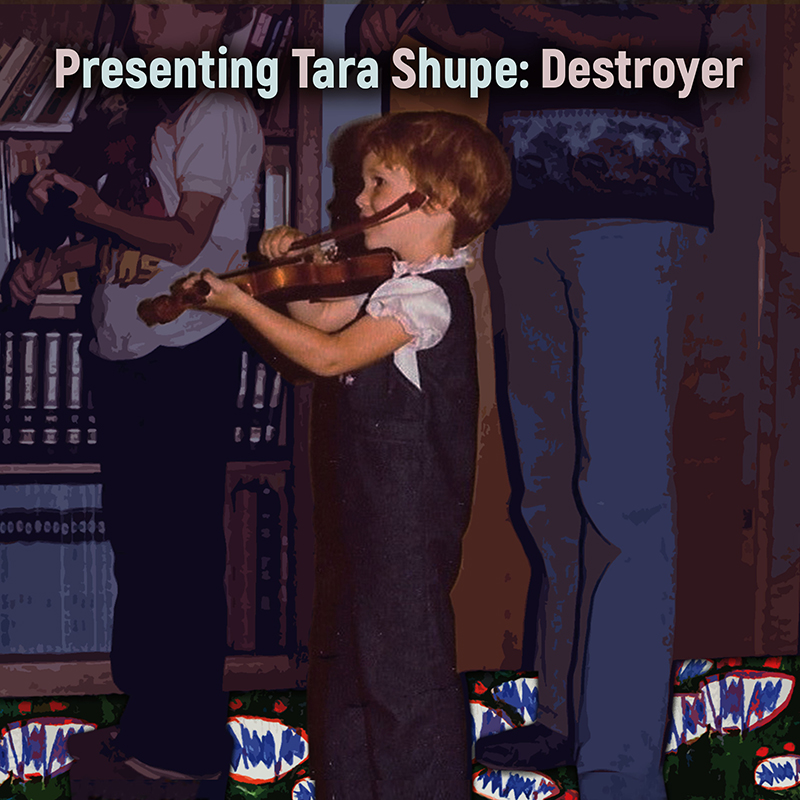 Local Review: Tara Shupe – Destroyer