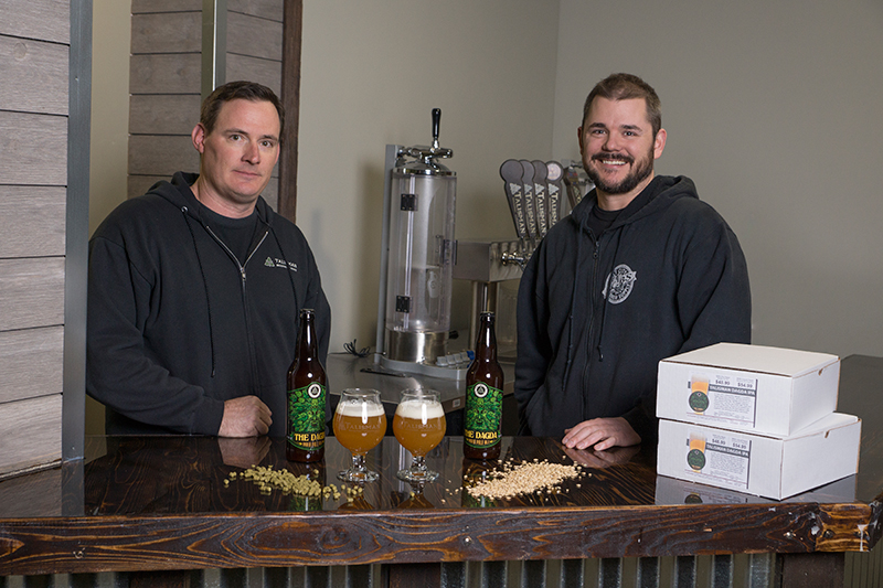 What's New in Home Brew: Ogden City Brew Supply & Talisman Dagda IPA