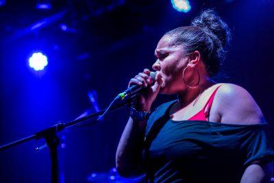 Singer for the Salt Lake City group Sugarhouse. Photo: Lmsorenson.net