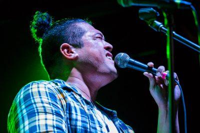 Opening for Wyclef Jean at Metro Music Hall. Photo: Lmsorenson.net