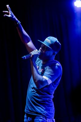 Wyclef Jean recounts and one-ups his performance on Chappelle's Show. Photo: Lmsorenson.net
