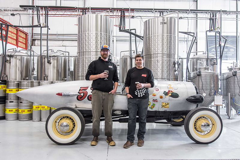 From The Garage to Salt Flats Brewing: A Beer-Fueled Journey
