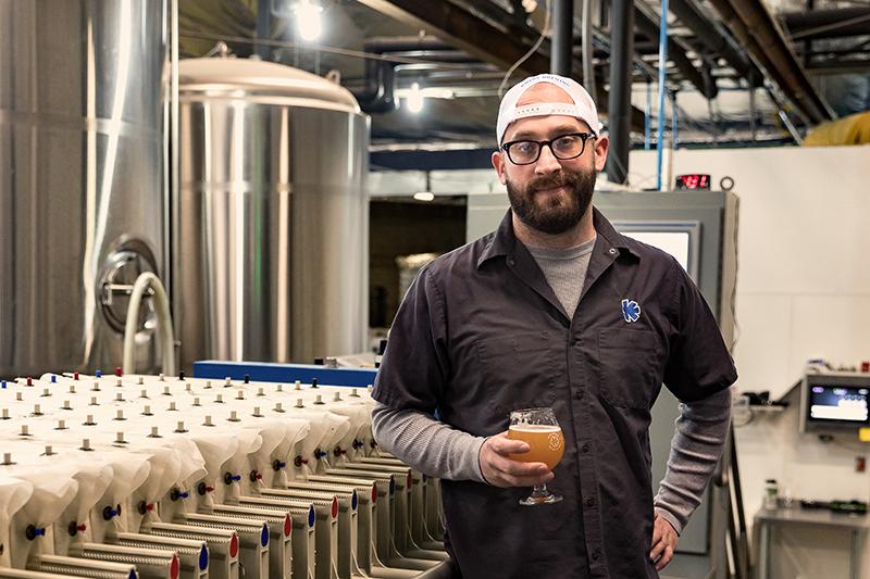 Kiitos Brewing Crafts the Conscious and Delicious