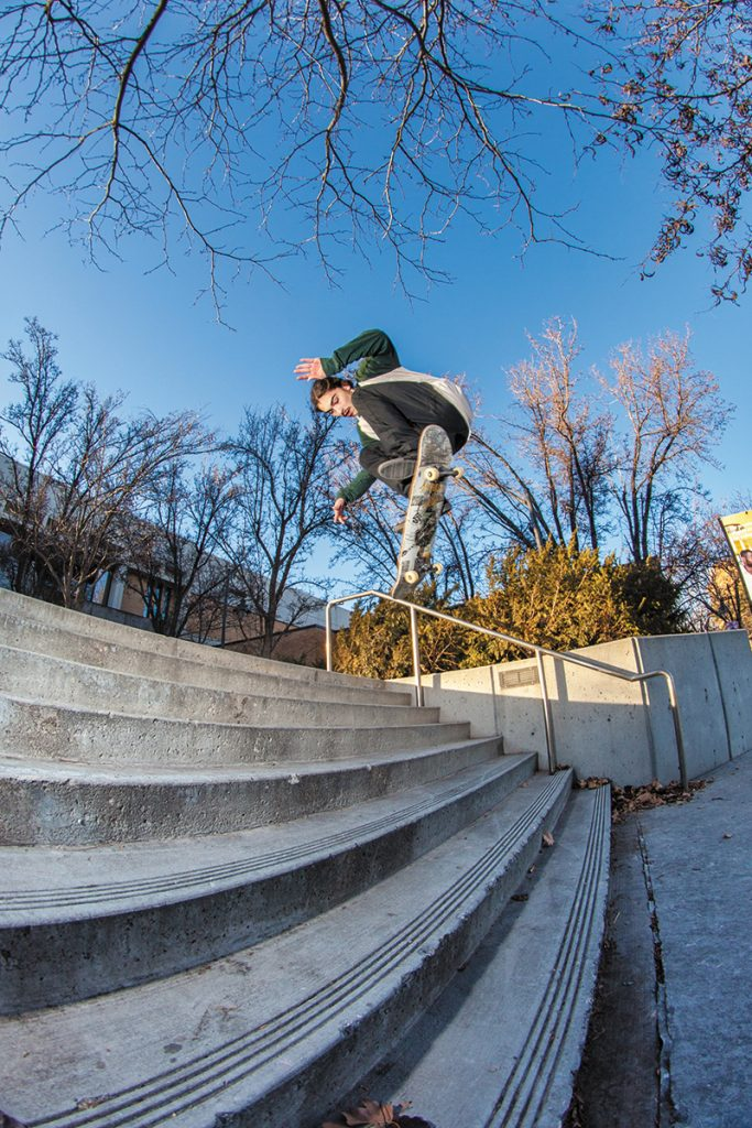 Skate Photo Feature: Connor Gygi