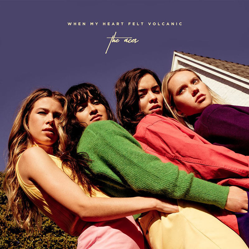 Local Review: The Aces – When My Heart Felt Volcanic