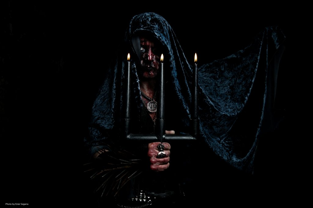 Watain @ Metro 03.06 with Destroyer 666 and Ares Kingdom