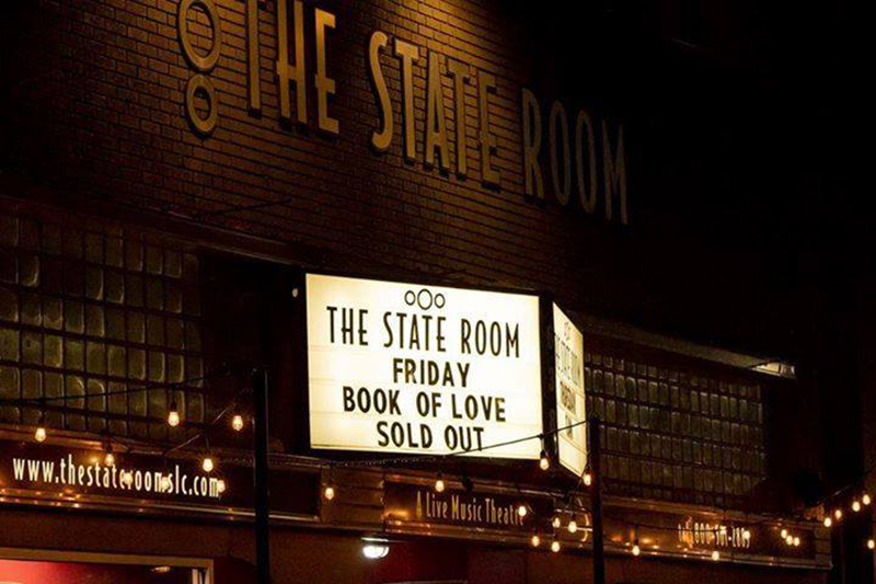 Book of Love @ The State Room 04.20
