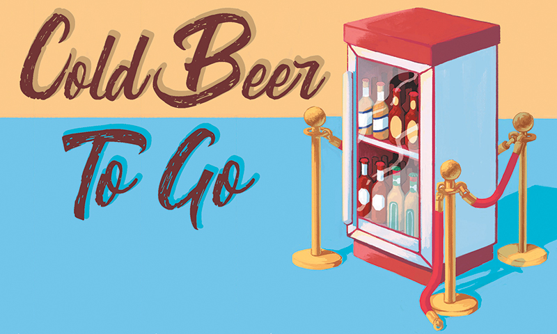Cold Beer To Go