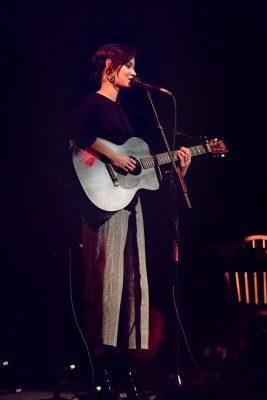 Nina Nesbitt, Scottish musician and guest of Jake Bugg. Photo: Lmsorenson.net