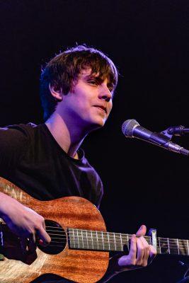 Singer/songwriter Jake Bugg in Salt Lake City. Photo: Lmsorenson.net