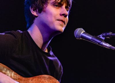 Singer/songwriter Jake Bugg in Salt Lake City. Photo: Lmsorenson.net