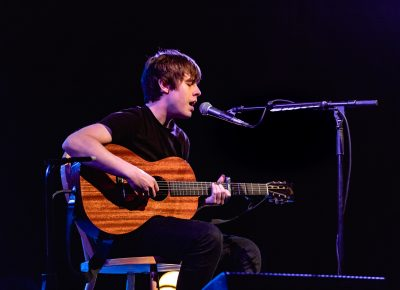 Jake Bugg returns to play in SLC. Photo: Lmsorenson.net