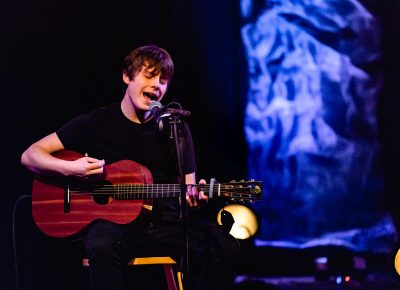 Guitarist and vocalist Jake Bugg. Photo: Lmsorenson.net