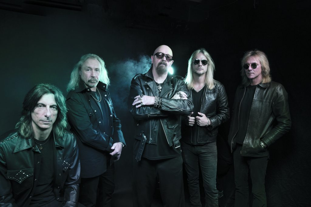 Judas Priest @ Vivint Smart Home Arena 04.13 with Saxon and Black Star Riders