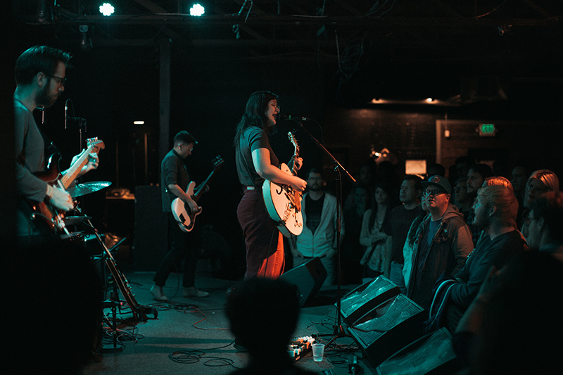 Lucy Dacus @ The Urban Lounge 03.30 w/ Adult Mom and And The Kids
