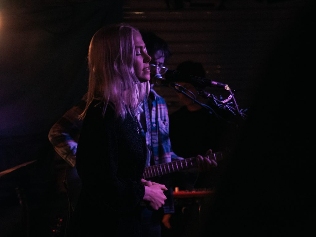 Phoebe Bridgers @ Kilby Court 04.06 with Harrison Whitford
