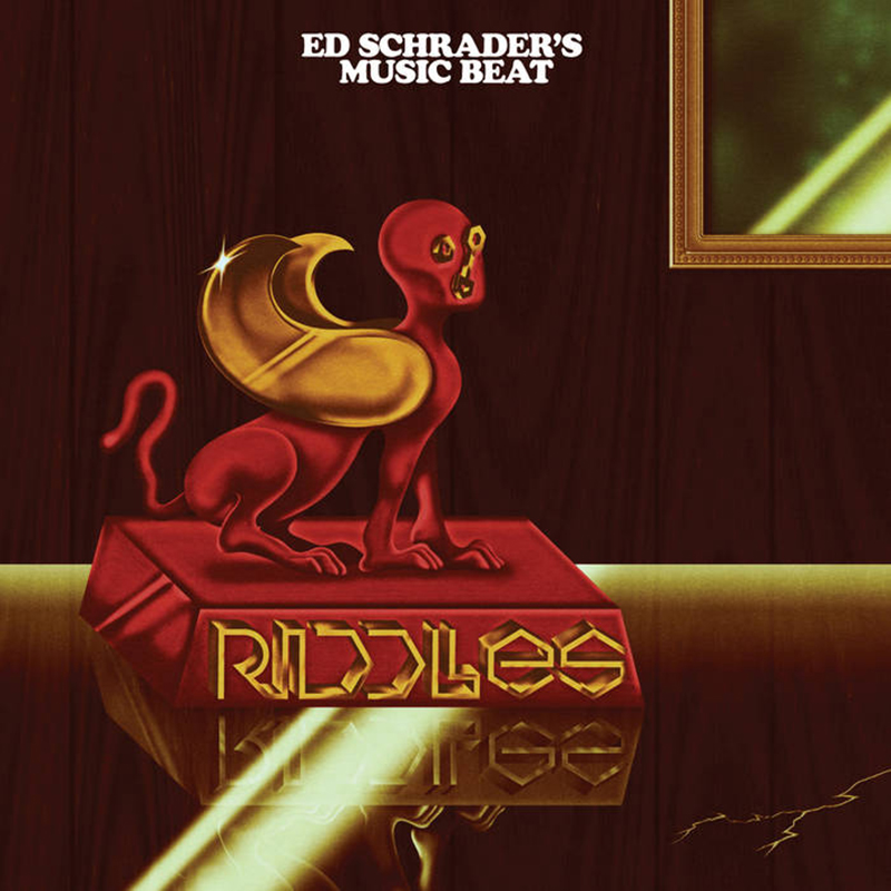 Review: Ed Schrader's Music Beat – Riddles