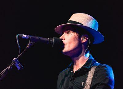 Jon Fratelli, lead singer for The Fratellis. Photo: Lmsorenson.net