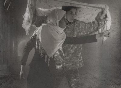 Fazilat Soukhakian, from We Share the Same Feeling (USA, 2014).