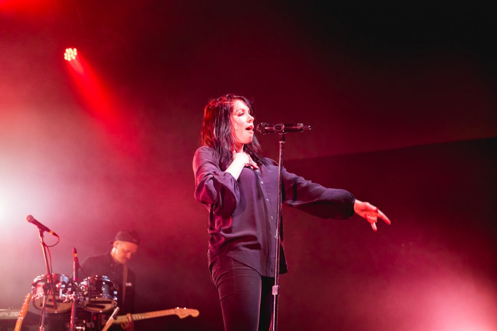 K. Flay with Donna Missal @ The Complex 05.06
