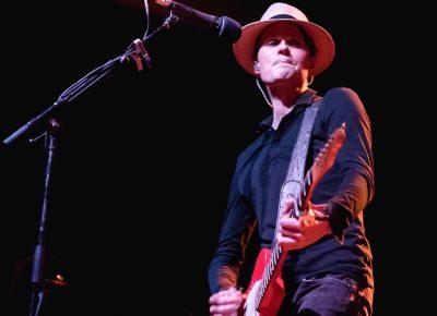 Guitarist Jon Fratelli. Photo: Lmsorenson.net