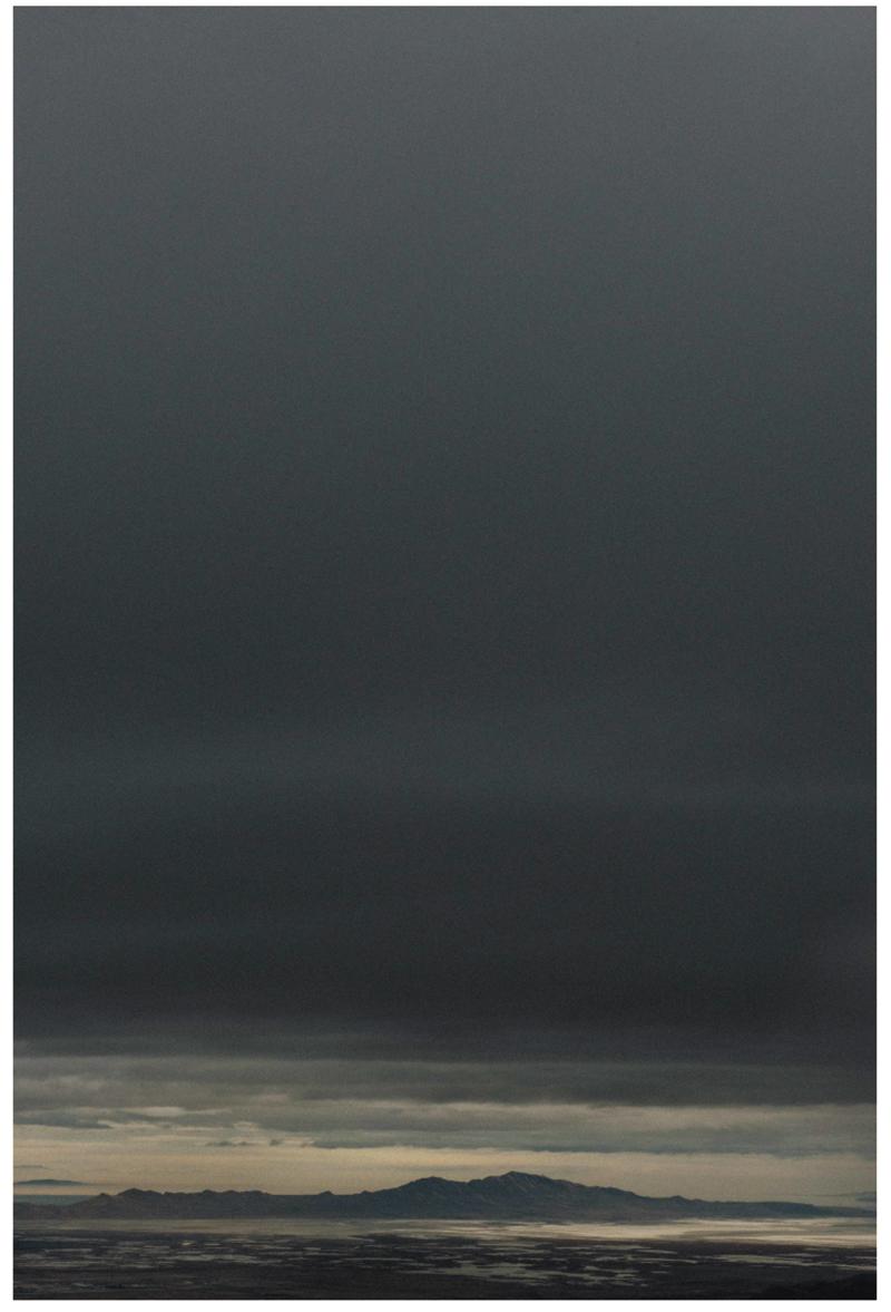 """Russel Albert Daniels, """"Antelope Island"""" (2018)"""