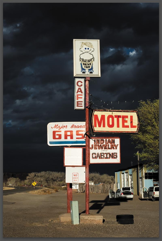 """Russel Albert Daniels, """"Bluff, Utah"""" (2018)"""