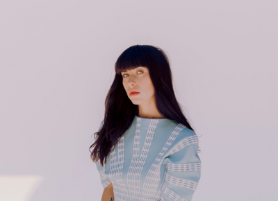 Kimbra. Photo: Micaiah Carter