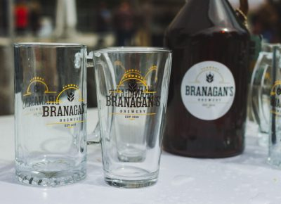 Branagans Brewing is set to build up their space in the coming months getting us all excited to see what kinds of beers they will be cooking up. Photo: Talyn Sherer